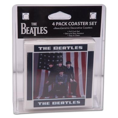 The Beatles US Ceramic Coaster Set