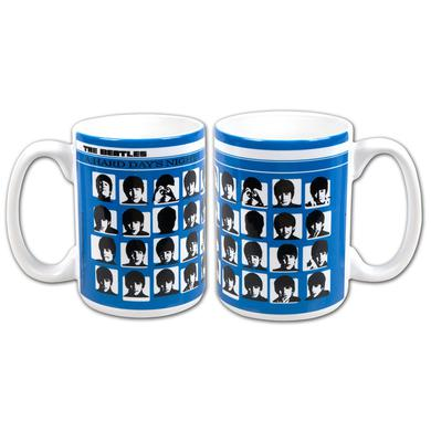 The Beatles Mug: Hard Days Night