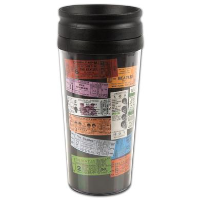 The Beatles Ticket Travel Tumbler