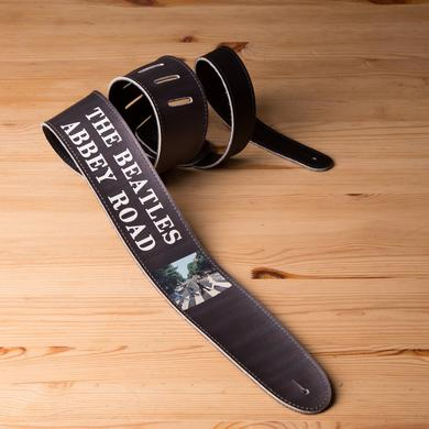 "The Beatles Abbey Road 2.5"" Vinyl Guitar Strap"
