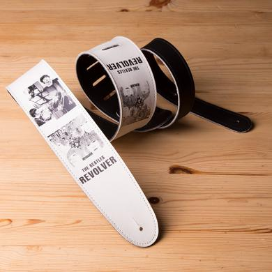 "The Beatles Revolver 2.5"" Vinyl Guitar Strap"
