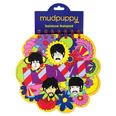 The Beatles Yellow Submarine Notepad