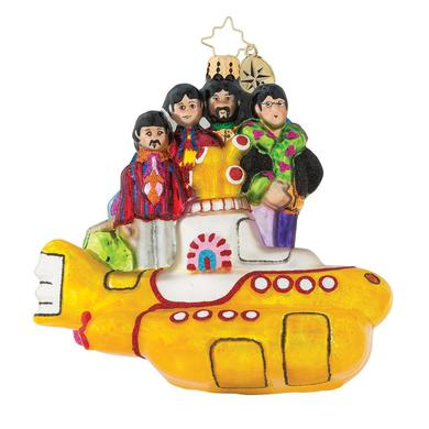 The Beatles All Together Now! Ornament