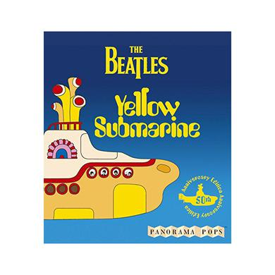The Beatles Yellow Submarine: a Panorama Pop Up 50th Anniversary Edition