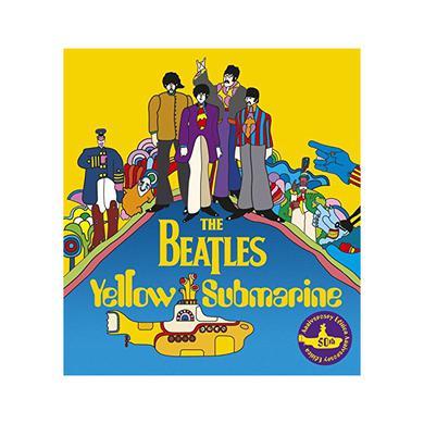 The Beatles Yellow Submarine 50th Anniversary Edition Hardcover Book