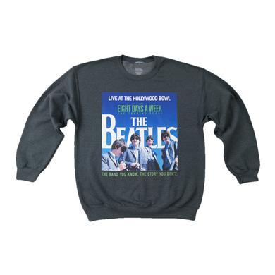 The Beatles Eight Days A Week Cover Art Crewneck Sweatshirt