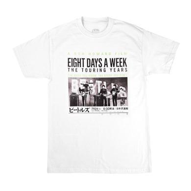 The Beatles Eight Days A Week Japan T-Shirt