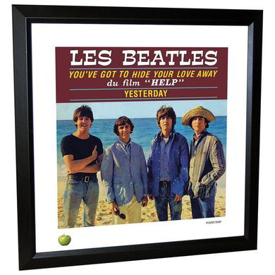 The Beatles Yesterday Limited Edition Framed Lithograph