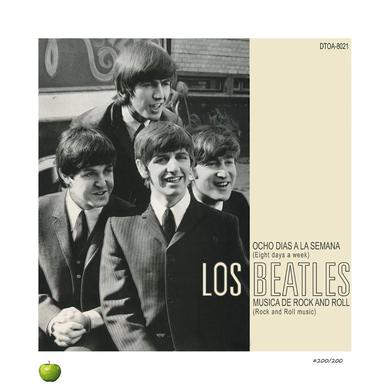 The Beatles Eight Days A Week Limited Edition Lithograph