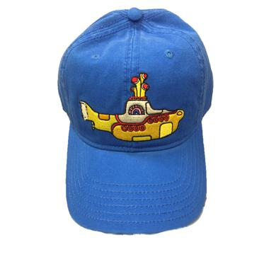 The Beatles Yellow Submarine Hat