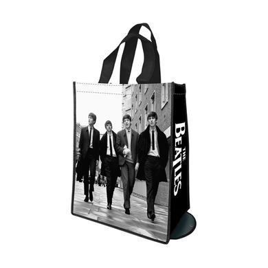 The Beatles Packable Shopper Tote