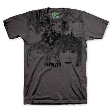 The Beatles Revolver Jumbo Print Tee
