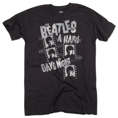 The Beatles Hard Day's Night Film Strips T-Shirt