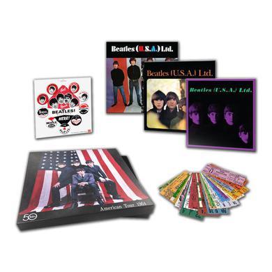 The Beatles US 1964 Replica Memorabilia Collectors Set
