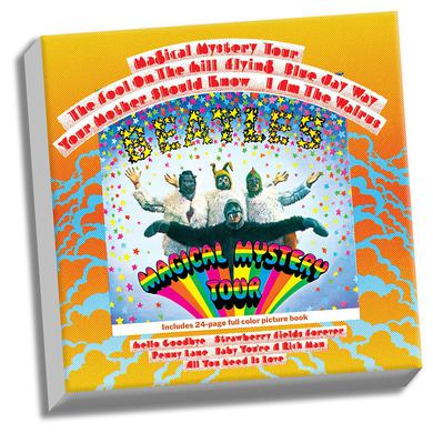 The Beatles Magical Mystery Tour Canvas