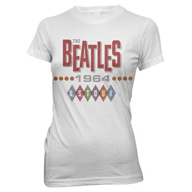 The Beatles 1965 US Tour Women's T-Shirt