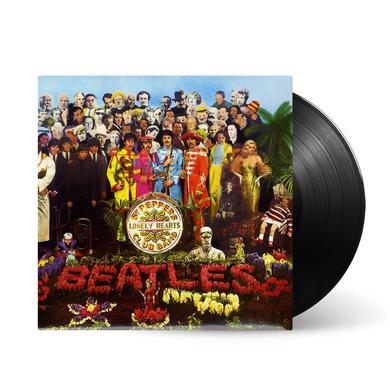 The Beatles Sgt. Pepper Lonely Hearts Club Band Vinyl