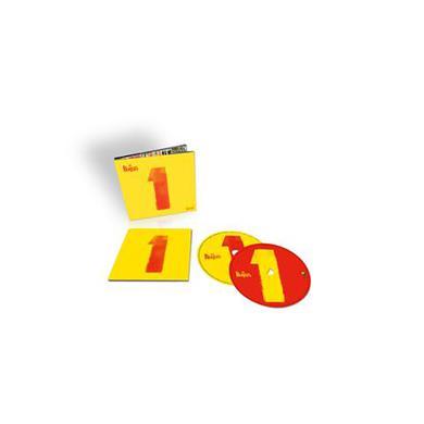 "The Beatles ""1"" CD/Blu-ray Combo (Ltd. Ed. Gatefold CD digisleeve)"