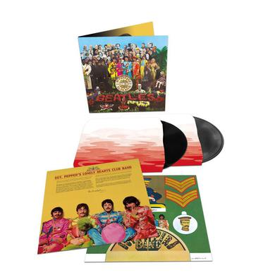 The Beatles Sgt. Pepper's Lonely Hearts Club Band 2 Deluxe LP (Anniversary Edition) (Vinyl)