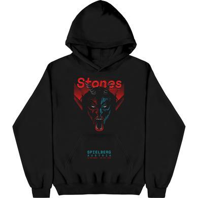 The Rolling Stones Spielberg Krampus Hoodie