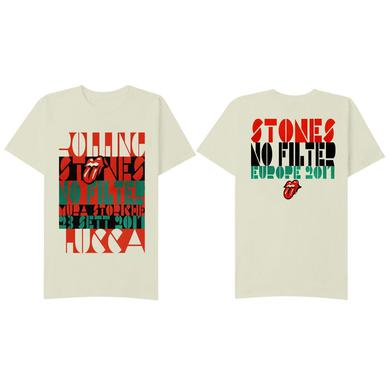The Rolling Stones Lucca T-Shirt