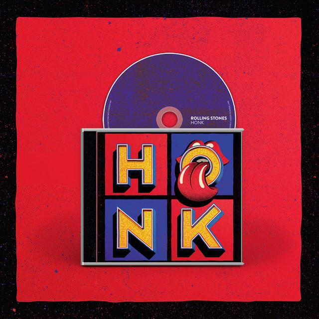 The Rolling Stones Honk 1cd
