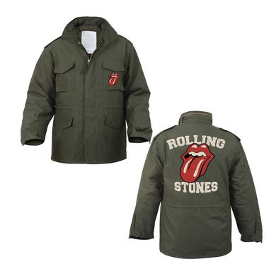 The Rolling Stones Stones Military Jacket