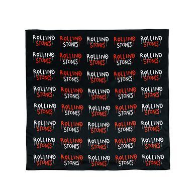 The Rolling Stones Trevor Andrew x Stones Silk Scarf