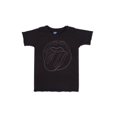 Rolling Stones Outline Logo Toddler T-Shirt