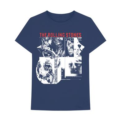 The Rolling Stones Emotional Rescue T-Shirt