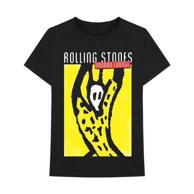 The Rolling Stones Voodoo Longue Boxed Jackal T-Shirt