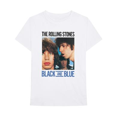 The Rolling Stones Black And Blue T-Shirt