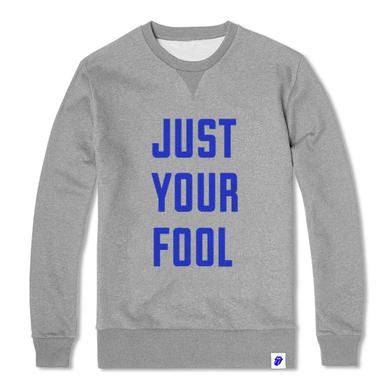 The Rolling Stones Just Your Fool Crew Neck