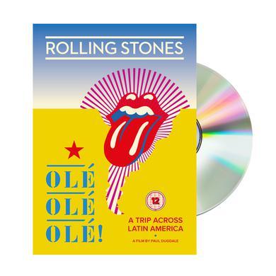 The Rolling Stones Olé Olé Olé! A Trip Across Latin America DVD