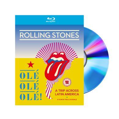 The Rolling Stones Olé Olé Olé! A Trip Across Latin America Blu-Ray