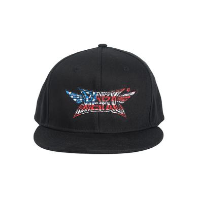 BABYMETAL CRUSH LOGO HAT (STARS AND STRIPES)