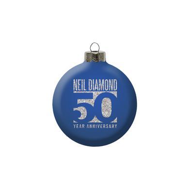 Neil Diamond Ornament (Denim Blue)