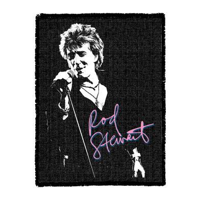 Rod Stewart Live Mic Blanket