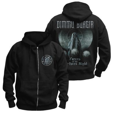 Dimmu Borgir The Forces of the Northern Night Zip Hoodie