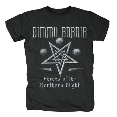 Dimmu Borgir The Forces of the Northern Night Star T-Shirt