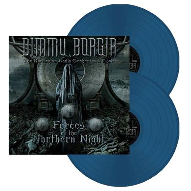 Dimmu Borgir Forces of the Northern Night - Double Gatefold LP (Aqua Blue) (Vinyl)
