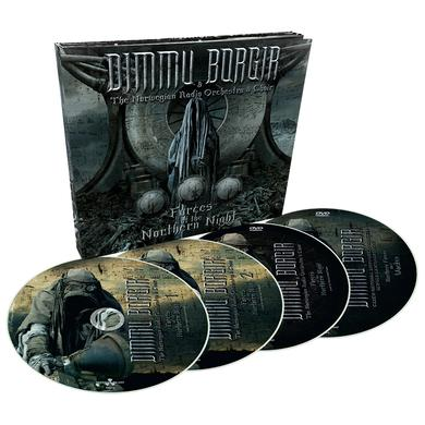 Dimmu Borgir Forces of the Northern Night - 4 Disc Digipak