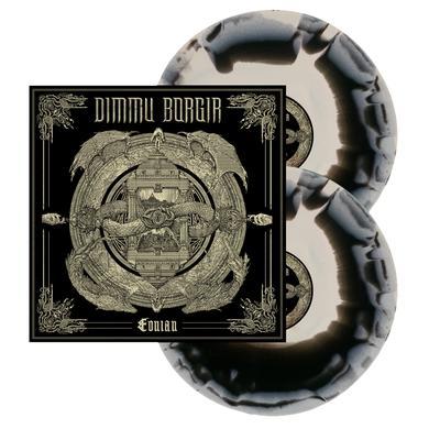 Dimmu Borgir Eonian Bone & Black Swirl Vinyl LP