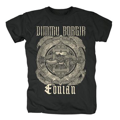 Dimmu Borgir Eonian Album Cover T-Shirt