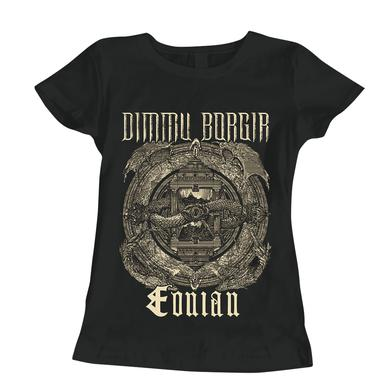 Dimmu Borgir Eonian Album Cover Ladies T-Shirt