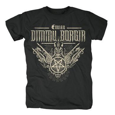 Dimmu Borgir Eonian Ornaments Front Only T-Shirt