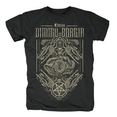 Dimmu Borgir Eonian Snakes Ornament T-Shirt
