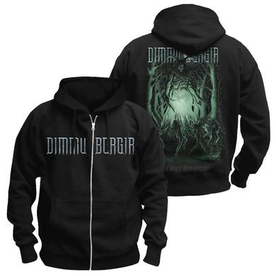 Dimmu Borgir The Night Masquerade Zip Hoodie