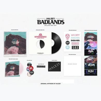 Halsey Badlands Box Set