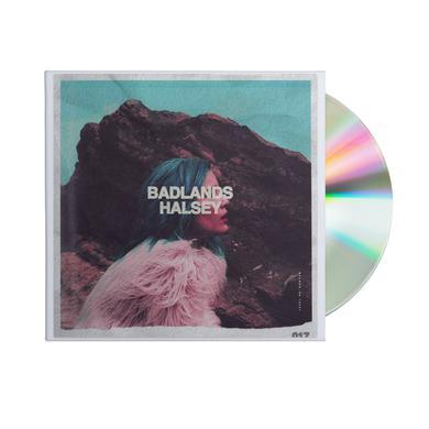 Halsey Badlands CD